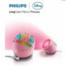 Настольная лампа Philips Livingcolors micro princess