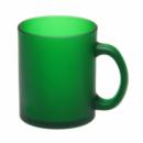 Чашка фрозен зеленая