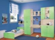 Детская мебель Симба с кроватью ТМ Пехотин