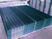 Секционный забор (3D панель) 1500х2500мм, яч 200х50мм, проволока 4мм, оц с ПВХ покрытием