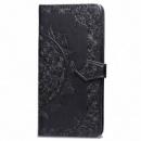 Кожаный чехол (книжка) Art Case с визитницей для Xiaomi Redmi Go Черный