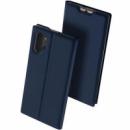 Чехол-книжка Dux Ducis с карманом для визиток для Samsung Galaxy Note 10 Plus Синий