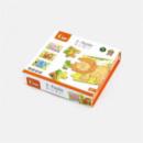Набор пазлов «Джунгли» 48 элементов, Viga Toys (50068VG)