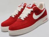NIke Air Force 1 Red (Красные)