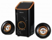 Speaker Defender 2.1  Ion  2x2.5W Black