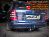 Тягово-сцепное устройство (фаркоп) Mercedes C-Class (W203/S203) (2000-2007)