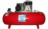Компрессор поршневой с ременным приводом, Vрес=500л, 912л/мин, 380V, 7,5кВт (AB500/912/380)