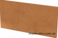 Клинкерная плитка базовая подступень AQUARIUS BROWN 30x14,8