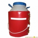 Декристаллизатор для роспуска мёда в ёмкости 60л.