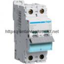 Автоматический выключатель Hager 2P 10kA C-20A 2M