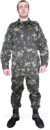 Костюм камуфлированный военно-полевой тк. саржа