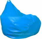 Кресло груша Фреш Голубой