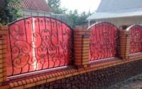 Забор из поликарбоната Луцк