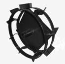 Грунтозацепное колесо диаметр 45 см
