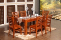 Набор мебели в столовую Лоск (стол + 6 стульев)
