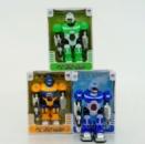 Робот ( світ.та муз. ефект., коробка) KD8803C р.20х11х28 см.