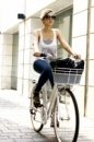 """Велосипед городской женский из Италии BOULEVARD MBM / MOD. 835 28""""- 18S"""