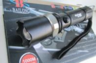 Тактический фонарь Bailong BL-T8626+полный комплект!