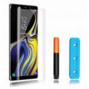 Защитное 3D стекло Mocolo с УФ лампой для Samsung Galaxy Note 8 Прозрачное