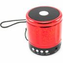 Портативная Bluetooth мини колонка YST-890 Красный