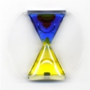 Настольные декоративные часы Парадокс