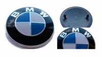 BMW Эмблема капота, багажника Ø 82MM BMW E36 E46 E60 E90 BMW 51148132375