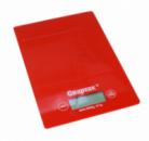Электронные кухонные весы на 5 кг Спартак CK-1912 Red