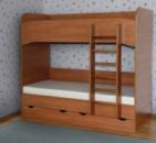 Кровать двухъярусная ДСП