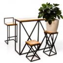 Металлоконструкции для мебели в стиле LOFT