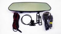 DVR T100 Full HD Зеркало с видео регистратором с камерой заднего вида. 4.3«» Сенсорный экран