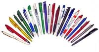 Ручка с Вашим логотипом и без, разные цвета и модели