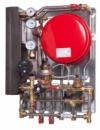 Тепловые пункты - с независимым отоплением и закрытым ГВС Danfoss Termix VVX-Q
