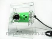Веб-камера прищепка+подставка