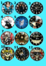 Часы настенные для любителей аниме