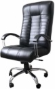 Кресло для дома и офиса Атлантик хром