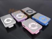 Зеркальный MP3 плеер клипса