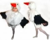 Костюм карнавальный Аиста.(птицы)