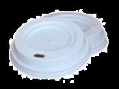 Крышка для бумажного стакана 175 мл. с «поилкой»