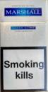 Сигареты Маршал слимс синий (Marshall Super Slims Blue Duty Free)