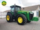 Трактор John Deere 8335R (Джон Дир 8335 R)