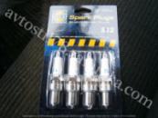 Свеча зажигания 2101, 2102, 2103, 2104, 2105, 2106, 2107 HOLA S12 (к-т) контактное зажигание
