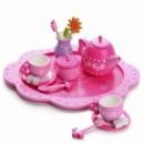 Деревянный чайный набор Na-Na Flower Tea Set (IE186)