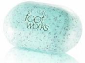Мыло-скраб для ног