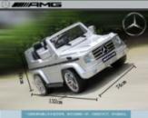 Детский электромобиль Mercedes-Benz G 55-11 AMG