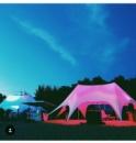 Аренда шатров палаток по Киеву, Одессе на 50 человек Шатры в аренду.