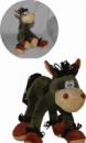 Мягкая игрушка конь Юлий большой