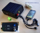 Походная солнечная электростанция S-3,5