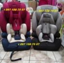 Детское автокресло М 2782 от 9 до 36 кг
