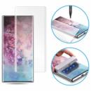 Защитное 3D стекло Mocolo с УФ лампой для Samsung Galaxy Note 10 Прозрачное