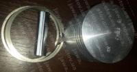 Поршень кольца палец мотоблок косилка MF 70, 67.43 мм, 2 ремонт Чехия